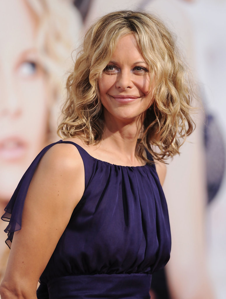 Meg Ryan S Medium Curls Gorgeous Hairstyles For Women