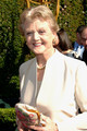 Actress Angela Lansbury arrives at the 2005 Creative Arts Emmy Awards held at the Shrine Auditorium on September 11, 2005 in Los Angeles, California.
