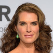 Brooke Shields' Feminine Curls