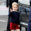 Young Royal Boys Wear Shorts