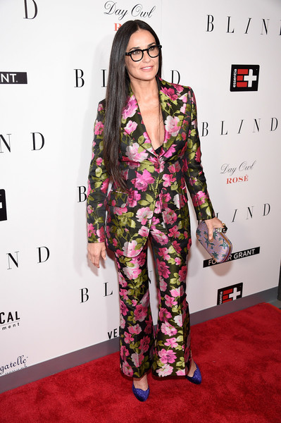 Demi Moore: A Suit Needs To Be Professional