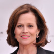 Sigourney Weaver's Above-the-Shoulder Cut