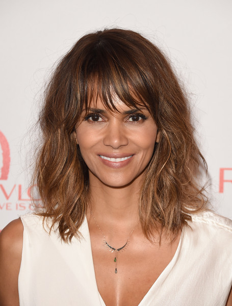 Halle Berry's Messy Locks