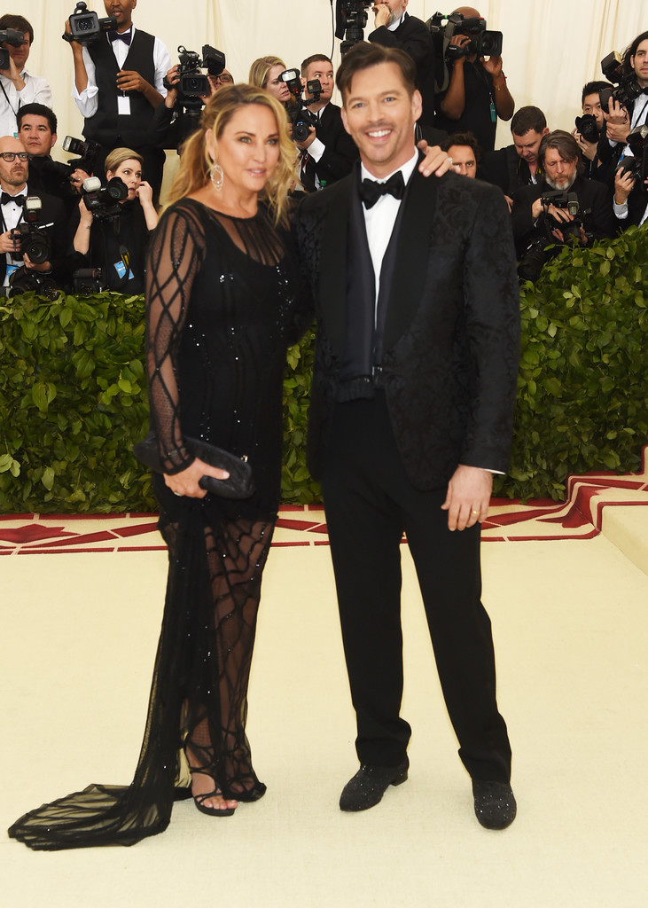 Jill Goodacre Women Over 50 Who Rocked The Met Gala Red