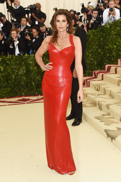 Cindy Crawford: Leather Isn't Age Appropriate