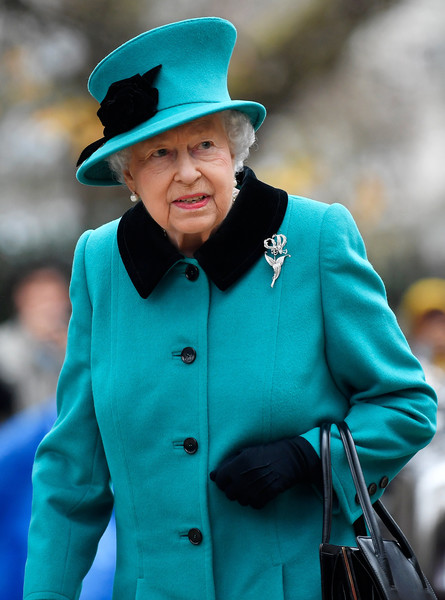 The Queen Needs A Bright Color Palette
