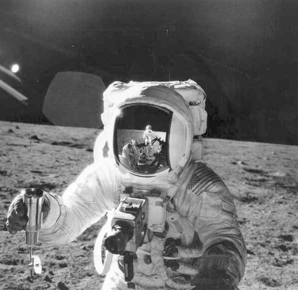 It Was All About Being An Astronaut