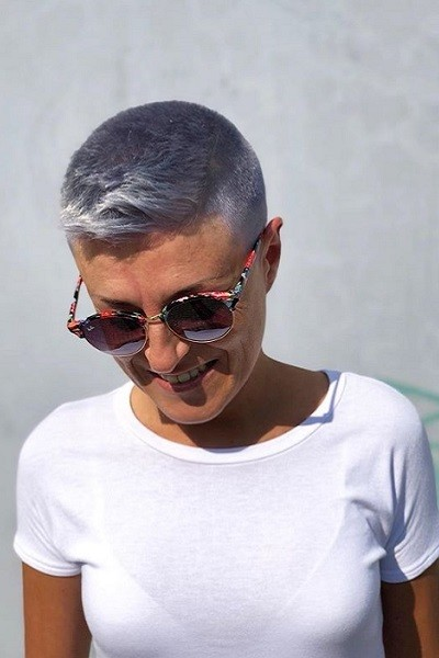 Find A Stylist That Specializes In Gray Hair
