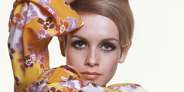 See Which Styles Made Twiggy A '60s Sensation