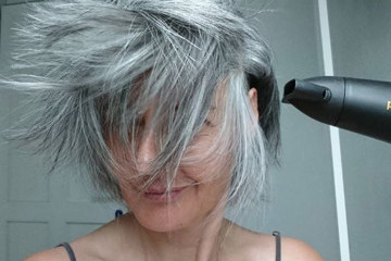 Embrace The Grey With These Fabulous Hairstyles