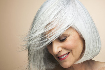 The Best Bob Hairstyles For Women Over 50