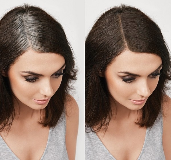 Cover Up Roots With Sprays Or Pens