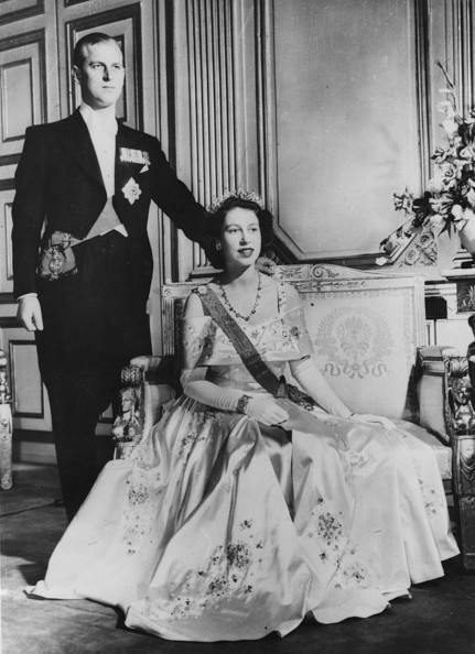 Vintage Photos Of Queen Elizabeth II