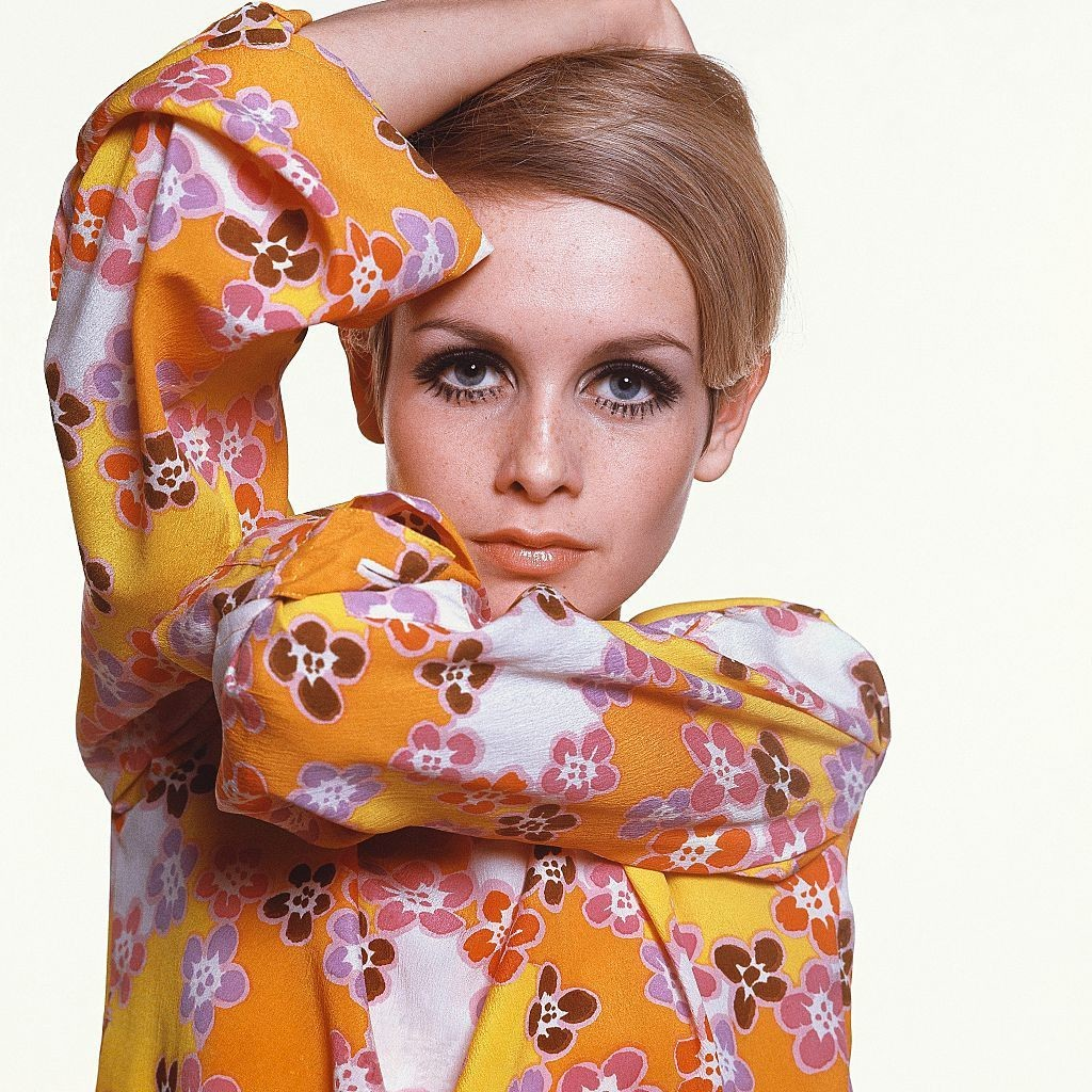 You can call her 'Dame Twiggy'