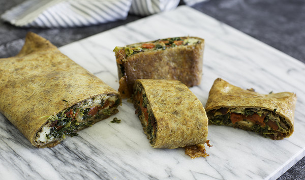 Sprouted Stromboli