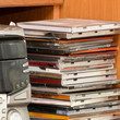 Store Your Music On A Hard Drive