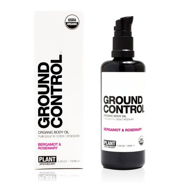 Ground Control Organic Body Oil