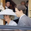 Camilla And Her Son, 1998