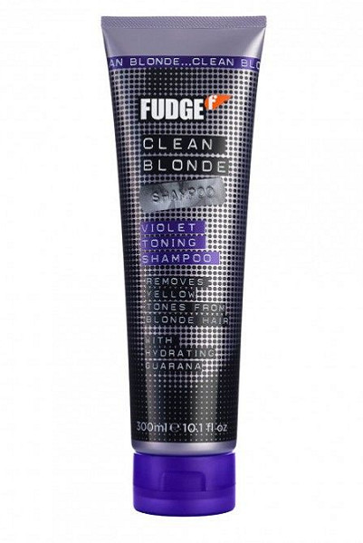 Product Recommendation: Fudge Clean Blonde Violet-Toning Shampoo