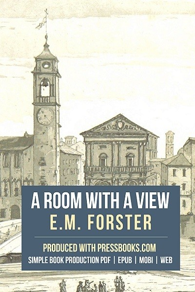 'A Room With A View' by E.M. Forster