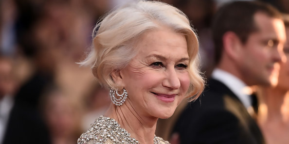 Our Favorite Gray Hair Moments On The Red Carpet