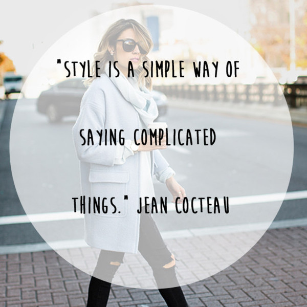 Jean Cocteau 'Saying Complicated Things' Quote
