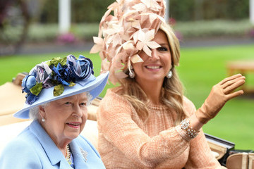 The Most Glamorous Hats At This Year's Royal Ascot