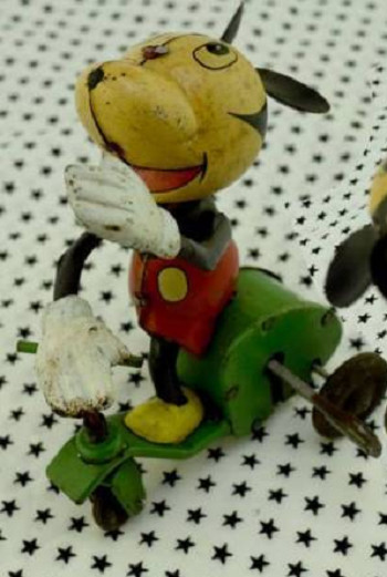 Mickey Mouse Toys: $1500