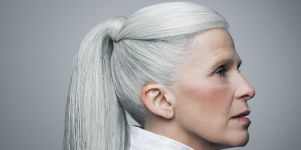 Gray Hairstyles That Will Be All The Rage In 2021 It S Rosy