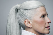 Gray Hairstyles That Will Be All The Rage In 2021