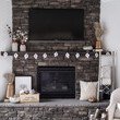 Copper And Neutral Mantel