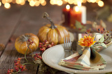 Stylish Thanksgiving Decorations You'll Want To Show Off